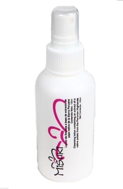 urtekram cleansing lotion
