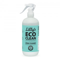 Lilly's Ecoclean - All-Purpose Spray Cleaner - Eucalyptus - 500 ml
