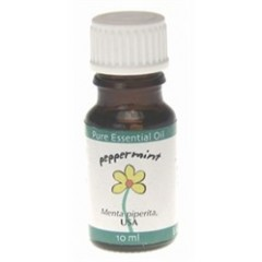 Earth Solutions - Peppermint - Pure Essential Oil - 10 ml