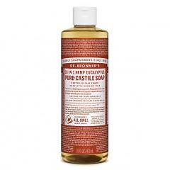 Dr Bronner's - Eucalyptus - Pure Castille Liquid Soap - 16 oz/473 ml