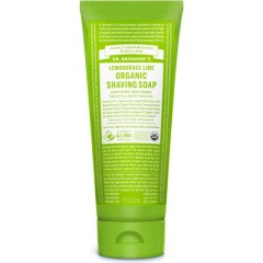 Dr Bronner's - Lemongrass Lime - Shaving Soap - 07 oz/207 ml