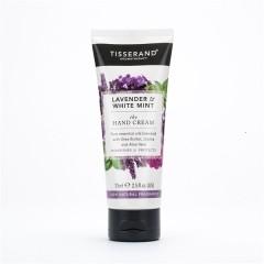 Tisserand - Lavender & White Mint - Hand Cream - 75ml