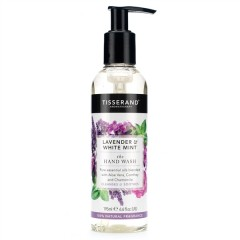 Tisserand Lavender & White Mint Hand Wash 195ml