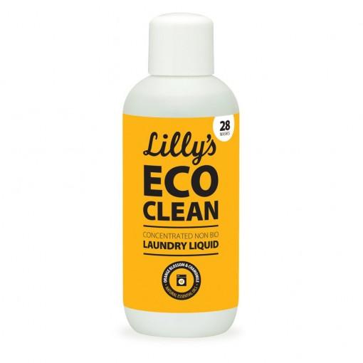 Lilly's  Ecoclean Concentrated Non-Bio Laundry Liquid Orange Blossom & Chamoile 1L