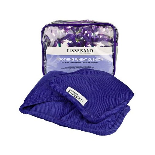 Tisserand - French Lavender - Soothing Wheat Cushion