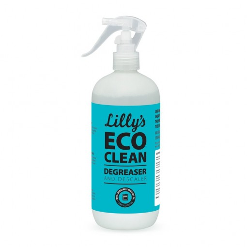 Lilly's Ecoclean - Degreaser & Descaler - Lemon Grass - 500 ml