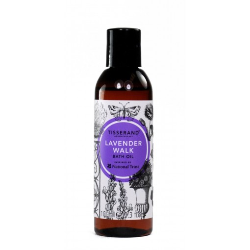 Tisserand - Bath Oil - Lavender Walk - 100 ml