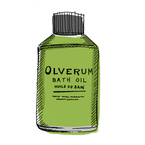 Olverum - Bath Oil - 250 ml
