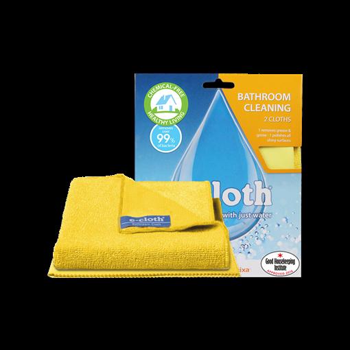 E-Cloth - Bathroom Pack - 2 Cloths