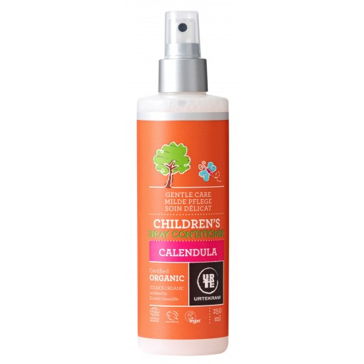 Urtekram -  Children s Spray Conditioner - Calendula - 250 ml