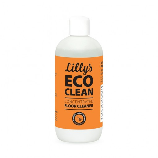 Lilly's Ecoclean Concentrated Floor Cleaner With Orange Oil 750ml