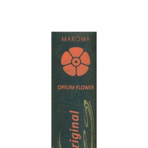 Maroma - Encens d'Auroville - Opium Flowers - 10 Incense Sticks