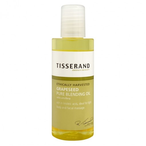 TISSERAND GRAPESEED ETHICALLY HARVESTED OIL 100 ML