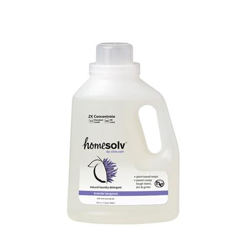 Citra-Solv - Natural Laundry Detergent - Lavender Bergamot - 50 oz/1,47 L