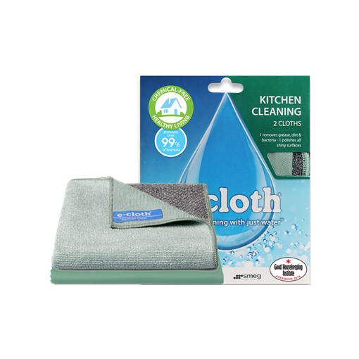 E-Cloth - Kitchen Cleaning Pack - 2 Cloths