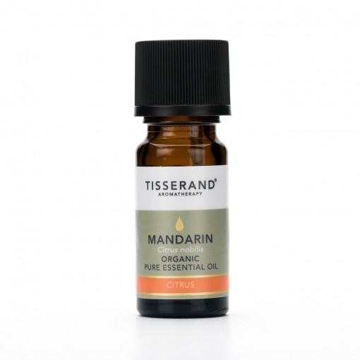 Tisserand - Organic Pure Essential Oil - Mandarin - 9 ml