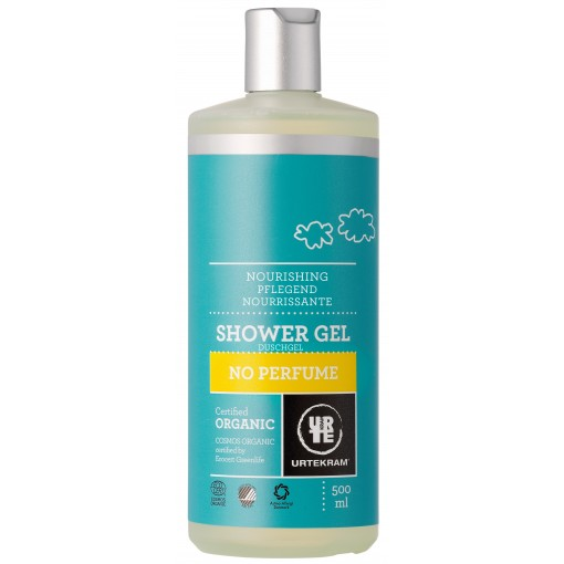 Urtekram - No Perfume - Shower Gel - 500 ml
