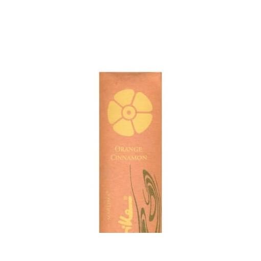 Encens d'Auroville 10 Sticks Orange Cinnamon