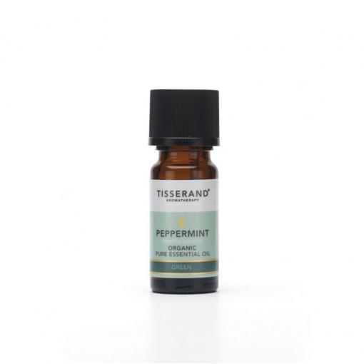 Tisserand - Organic Pure Essential Oil - Peppermint - 9 ml