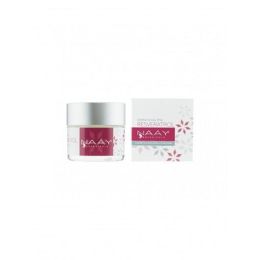 NAAY - Resveratrol Anti-age Cream - 50 ml