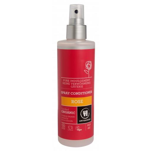 Urtekram - Rose - Spray Conditioner - 250 ml