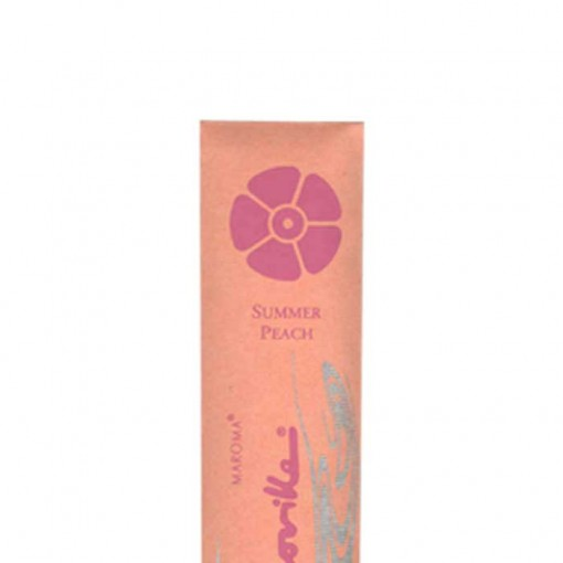 MAROMA INCENSE STICKS SUMMER PEACH