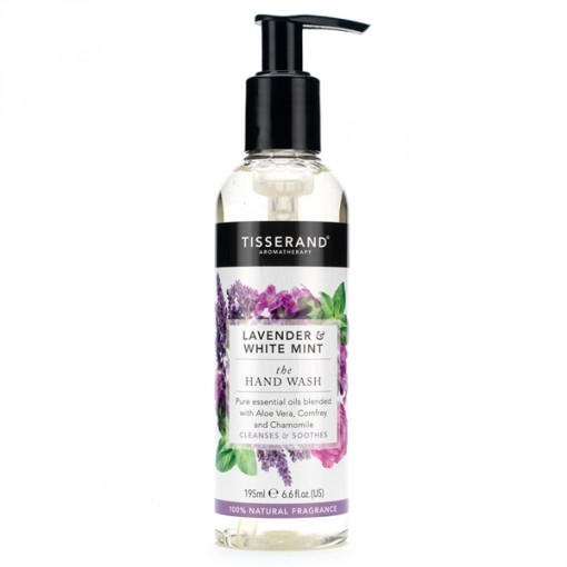 Tisserand Lavender & White Mint Hand Wash 195ml