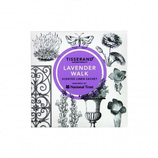 Tisserand - Lavender Walk - 3 Scented Linen Sachet - 3x8 gr