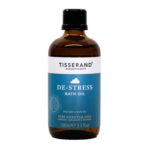 Tisserand - Bath Oil - De-Stress - 100ml