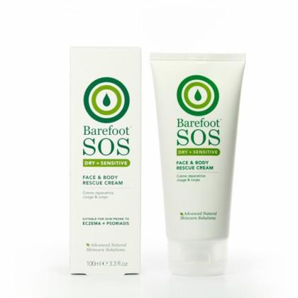 barefoot SOS Cream