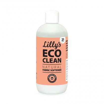 Lilly's Ecoclean Natural Fabric Softenner Orange Blossom 750ml New Rapeseed Formula