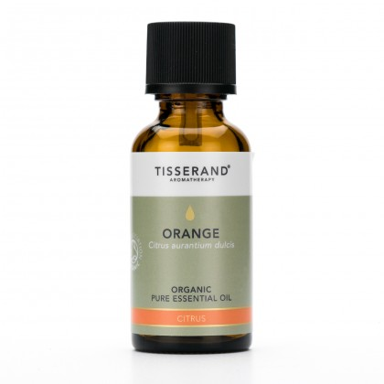 Tisserand - Organic Pure Essential Oil - Orange - 30 ml