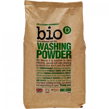 Bio-D - Washing Powder - 1 kg