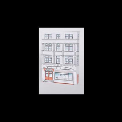 MatchenCarden City - Orange