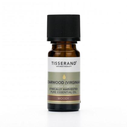 Tisserand _Wild_Crafted_Pure_Essential_Oil_Cedarwood_Virginian_9 ml