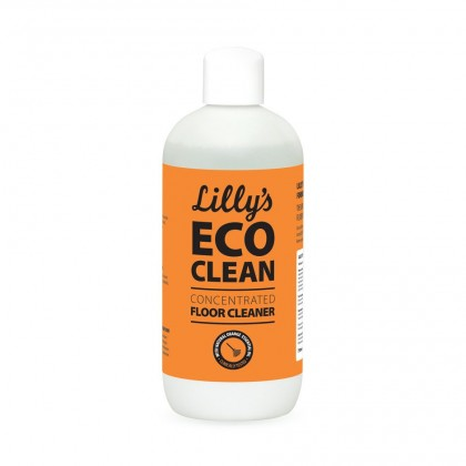 Lilly's Ecoclean - Concentrated Floor Cleaner With Orange Oil - 750 ml