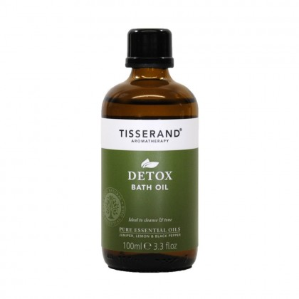 TISSERAND DETOX BATH OIL 100 ML