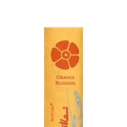 Maroma - Encens d'Auroville - Orange Blossom - 10 Incense Sticks