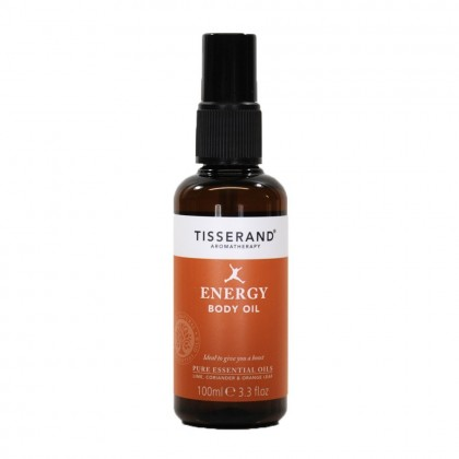 TISSERAND ENERGY BODY OIL 100 ML