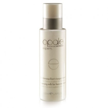 OPALE EXPERT - CLEANSING MILK FOR FACE AND EYES 200ML