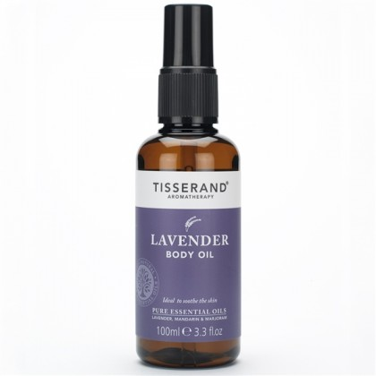 Tisserand - Lavender - Body Oil - 100 ml