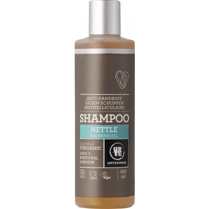 Urtekram - Shampoo - Nettle - 250 ml