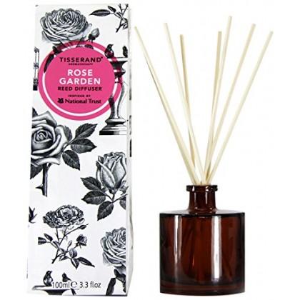 Tisserand Natural Trust  Reed diffuser - Rose garden - 100 ml