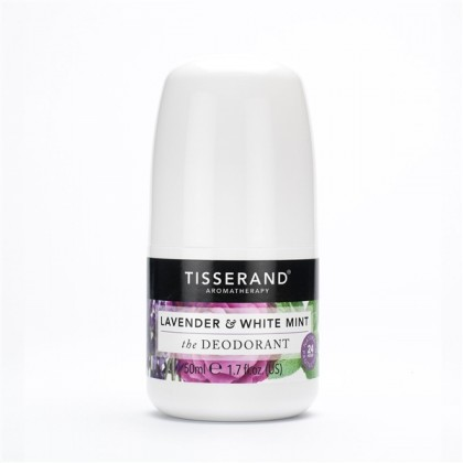 Tisserand Lavender & White Mint The Deodorant 50ml