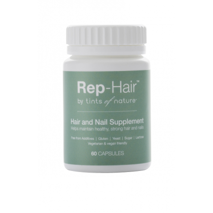 Tints of nature - Rep-Hair - Hair and Nail Supplements (60 capsules)
