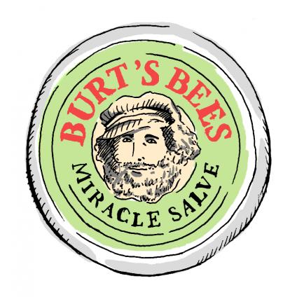 Burt's Bees Miracle Hand & Body Salve, 55g