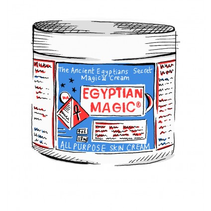 Egyptian Magic - All Purpose Skin Cream - 118 ml/4 oz