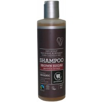 Urtekram Organic Fairtrade Brown Sugar Shampoo 250 ml