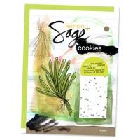 Botanical Paperworks- Lemon & Sage Plantable Paper Gift Card