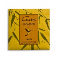 Colibri Wool Cedarwood Moth Insect Repellent Sachets Pack of 3